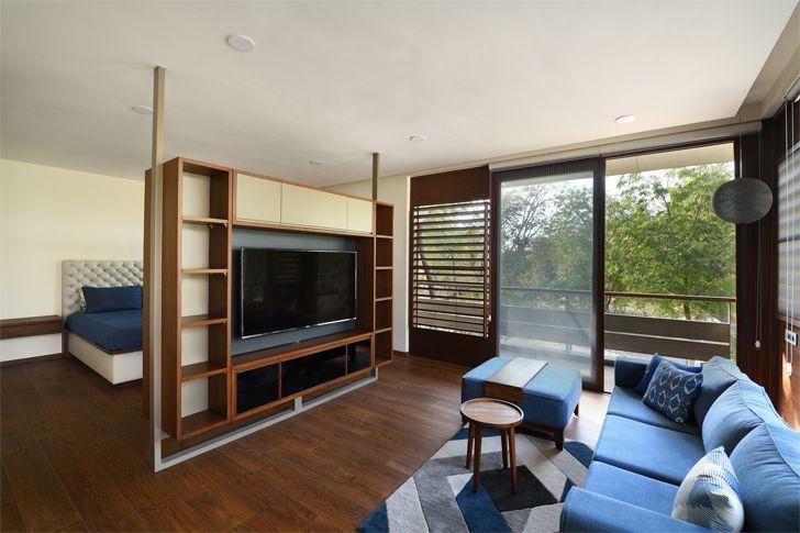 """bedroom suite ahmedabad home Modo Designs indiaartndesign"""