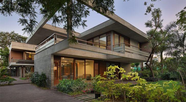 """elevation ahmedabad home Modo Designs indiaartndesign"""