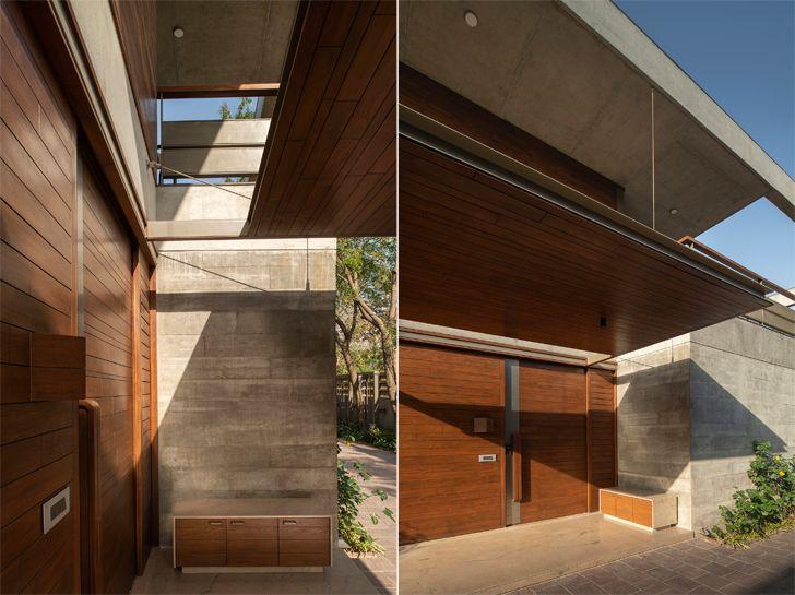 """entrance ahmedabad home Modo Designs indiaartndesign"""