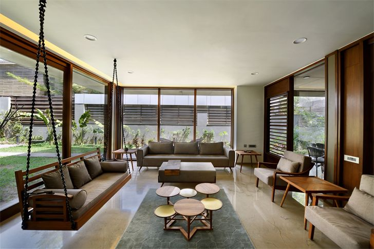 """living ahmedabad home Modo Designs indiaartndesign"""