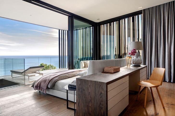 """bedroom open to view kloof 145 res SAOTA indiaartndesign"""""""