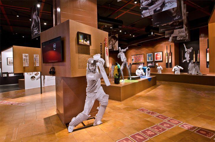 """life size mascots fanattic sports museum salient design studio indiaartndesign"""