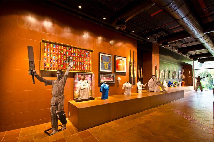 """""""memorabilia fanattic sports museum salient design studio indiaartndesign"""""""