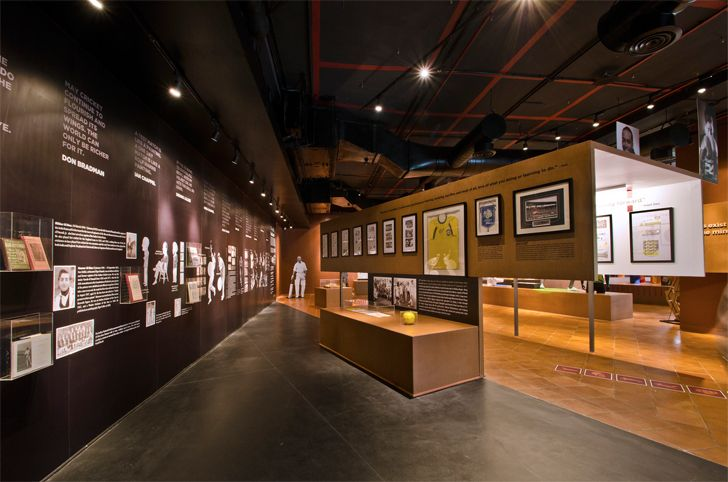 """repurposed material fanattic sports museum salient design studio indiaartndesign"""