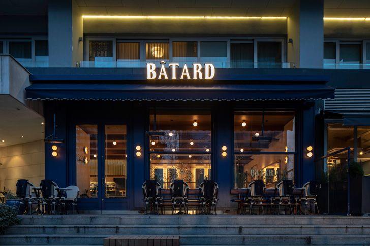 """""""facade Batard Bomonti URBAN JOBS indiaartndesign"""""""