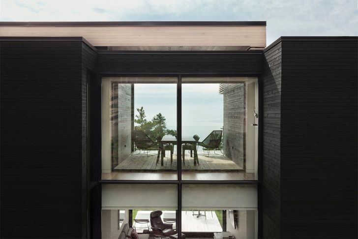 """""""secondary volume Home in the mountains Anne Carrier architecture indiaartndesign"""""""
