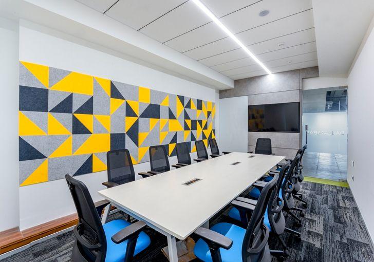 """conference room Tata communications pune arvind vivek associates indiaartndesign"""