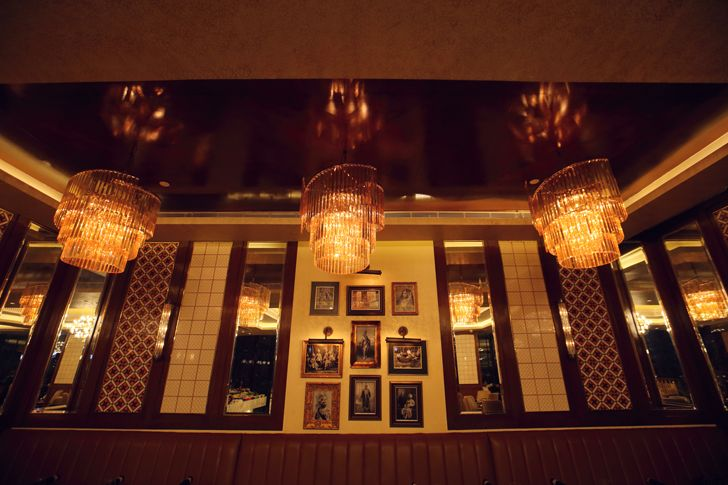 """royal portraits the punjab grill BKC mumbai IVPartners indiaartndesign"""