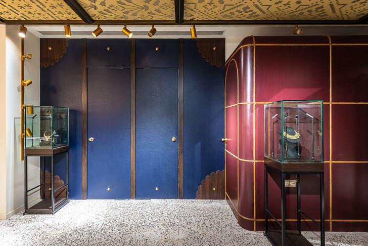 """jewel box like walls Devam limited edition design studio indiaartndesign"""