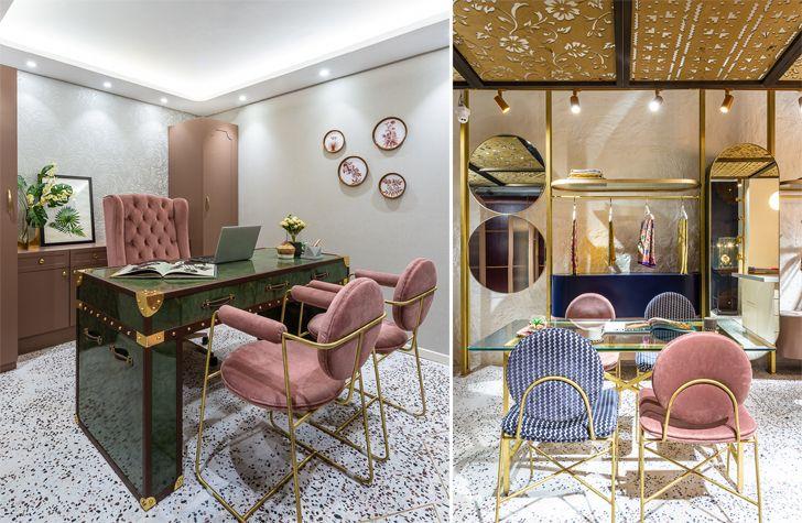 """pastel furnishings Devam limited edition design studio indiaartndesign"""