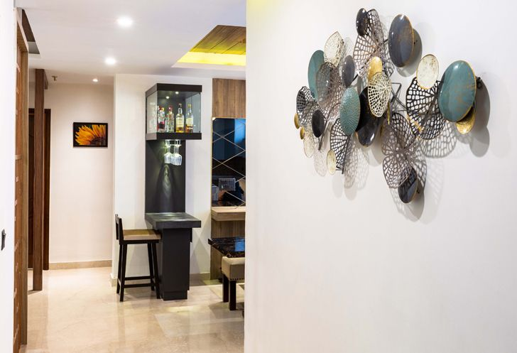 """accessories noida residence mixed folios indiaartndesign"""