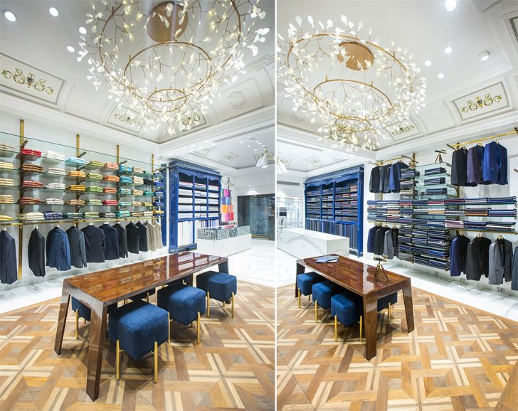 """mirror image good suit company RMDK architects indiaartndesign"""