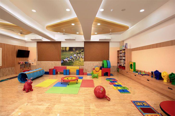 """Witty World activity room SPIRIT indiaartndesign"""