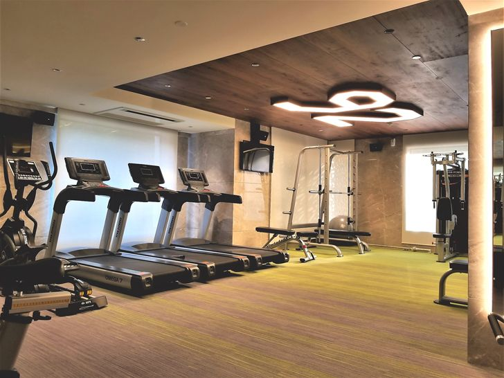 """gym 92 bellevue apts architect shahen mistry indiaartndesign"""