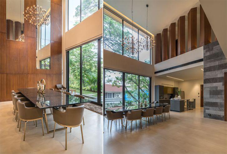 """""""dining hyderabad home urban zen design indiaartndesign"""""""