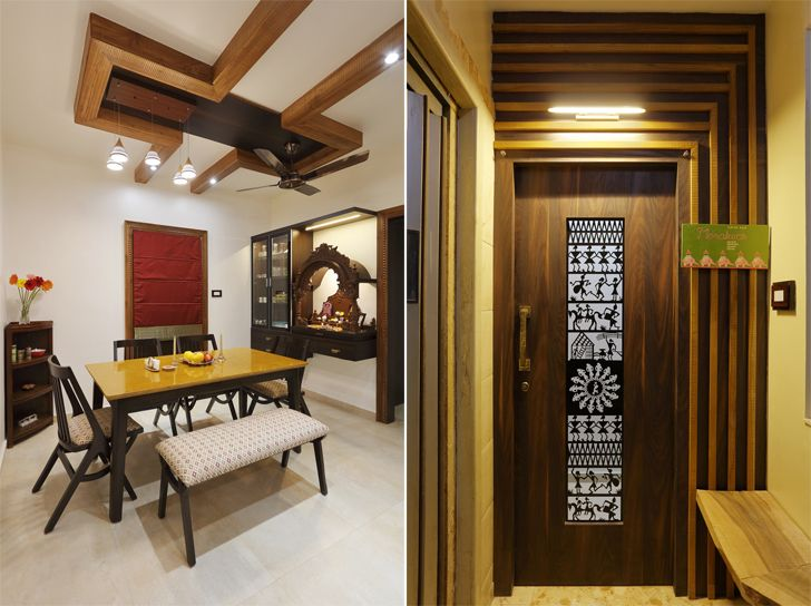 """entrance pune residence cluster one creative solutions indiaartndesign"""