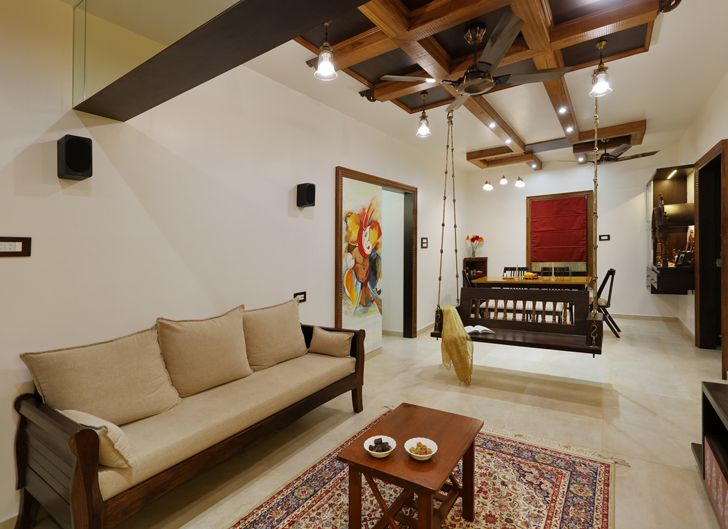 """living pune residence cluster one creative solutions indiaartndesign"""