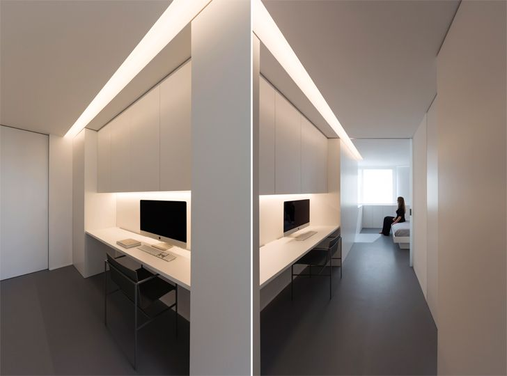 """bedroom the fourth room fran silvestre arquitectos indiaartndesign"""