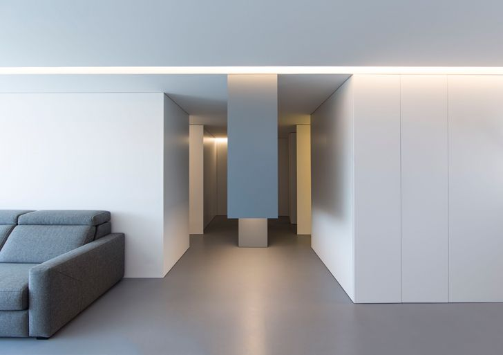"""infiltration of light the fourth room fran silvestre arquitectos indiaartndesign"""