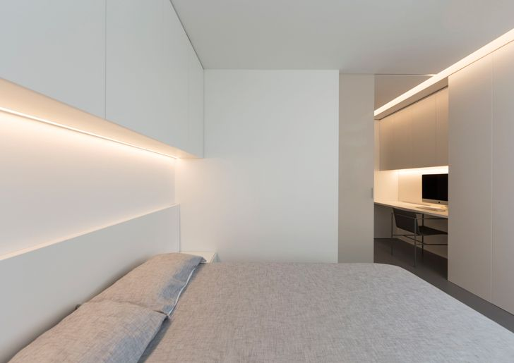 """master bedroom the fourth room fran silvestre arquitectos indiaartndesign"""