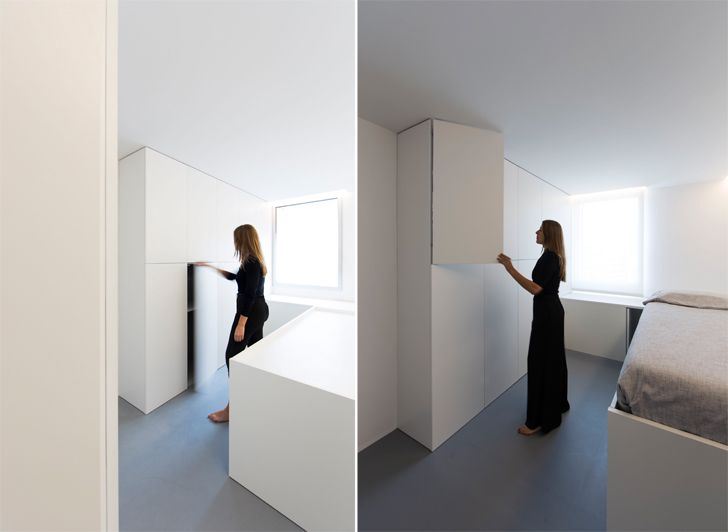 """storage the fourth room fran silvestre arquitectos indiaartndesign"""