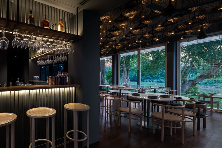 """restaurant little shelter hotel Department of Architecture Co indiaartndesign"""