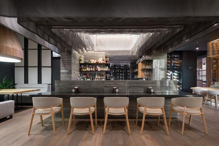 """""""bar Fujiwara Yoshi makhno architects indiaartndesign"""""""