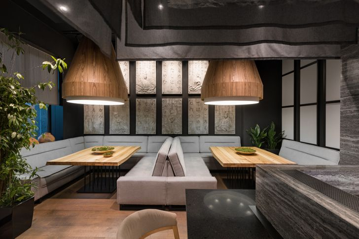 """cloth fans Fujiwara Yoshi makhno architects indiaartndesign"""