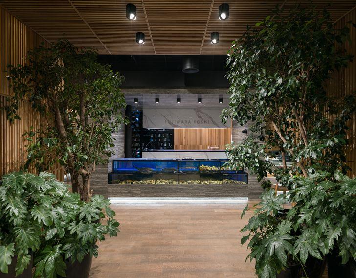"""entrance Fujiwara Yoshi makhno architects indiaartndesign"""