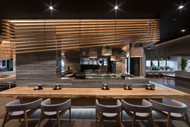 """""""wooden slats Fujiwara Yoshi makhno architects indiaartndesign"""""""