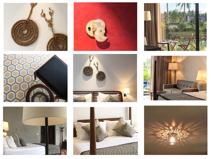 """hand made details amaya resort salient design indiaartndesign"""