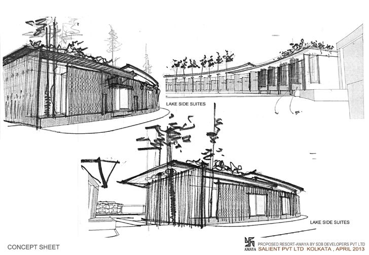 """sketch2 amaya resort salient design indiaartndesign"""