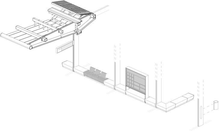 """""""detail bus station Tilburg cepezed design studio indiaartndesign"""""""