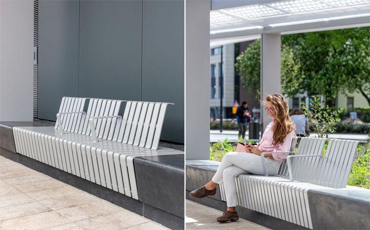 """seating bus station Tilburg cepezed design studio indiaartndesign"""