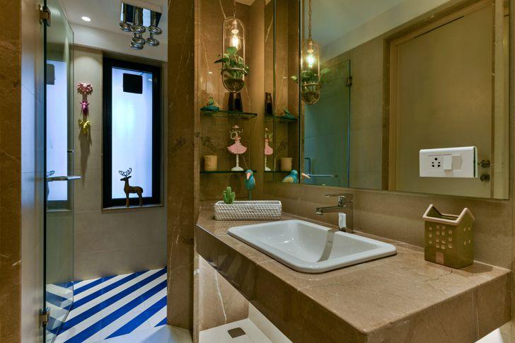 """lavish bathroom SNHouse Aum Architects indiaartndesign"""