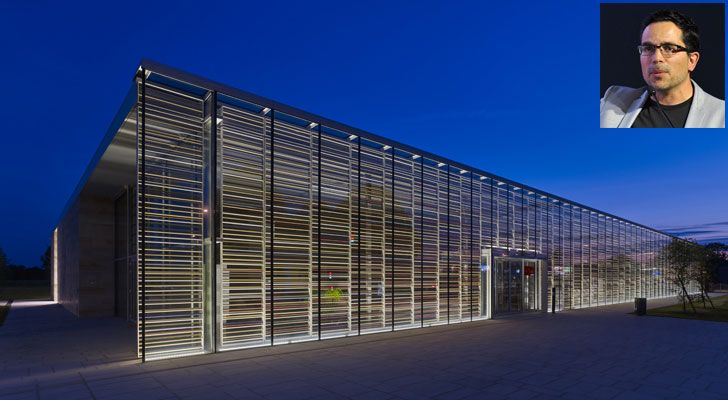 """bayeux media library serero architects indiaartndesign"""