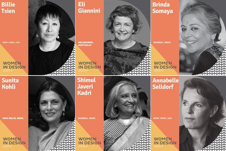 """speaker Women in design 2020 hecar foundation brinda somaya indiaartndesign"""