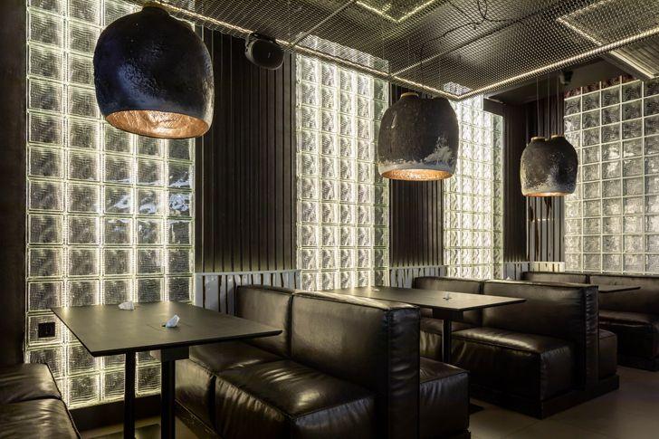 """""""bespoke lighting kofan sergey makhno architects indiaartndesign"""""""