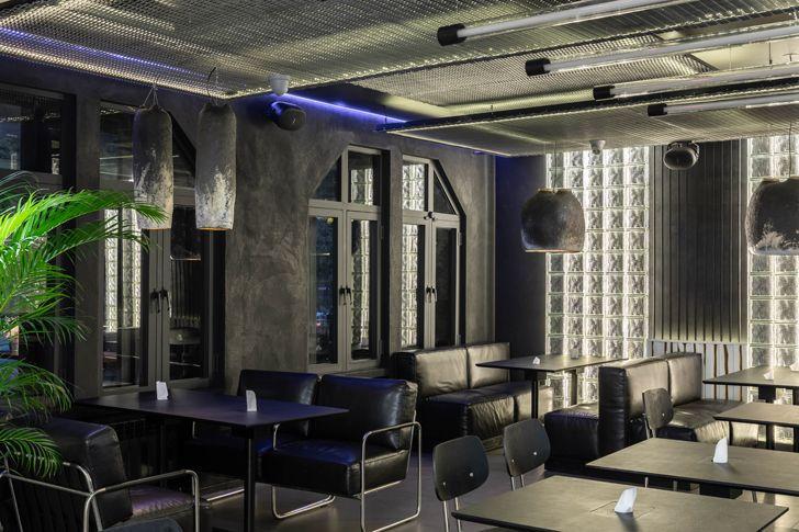 """black in interiors kofan sergey makhno architects indiaartndesign"""