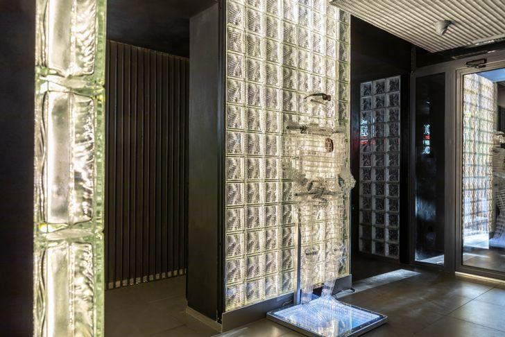 """entrance kofan sergey makhno architects indiaartndesign"""