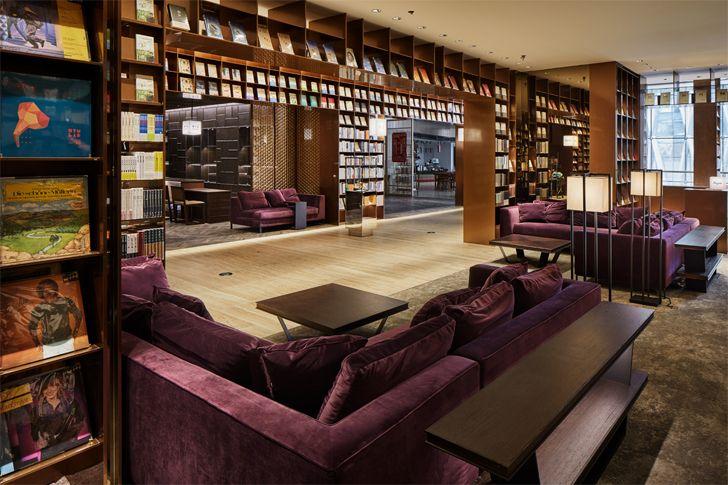 """""""Yan Bookstore Shenzhen Tomoko Ikegai indiaartndesign"""""""