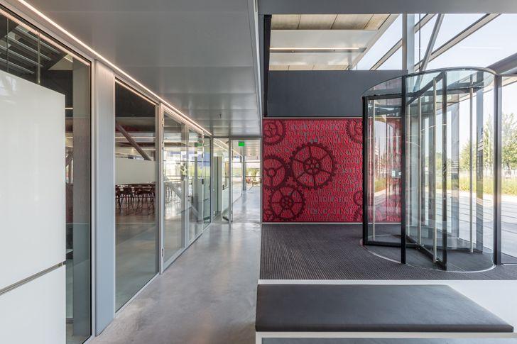 """interiors Lan-Handling Technologies studio cepezed indiaartndesign"""
