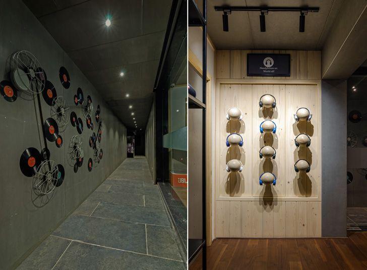 """music paraphernalia the art of sound sharan arch design studio indiaartndesign"""