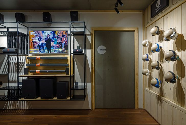 """reception the art of sound sharan arch design studio indiaartndesign"""