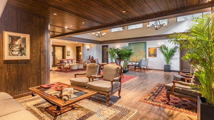 """lounge Lutyens residence Creative Design Architects indiaartndesign"""