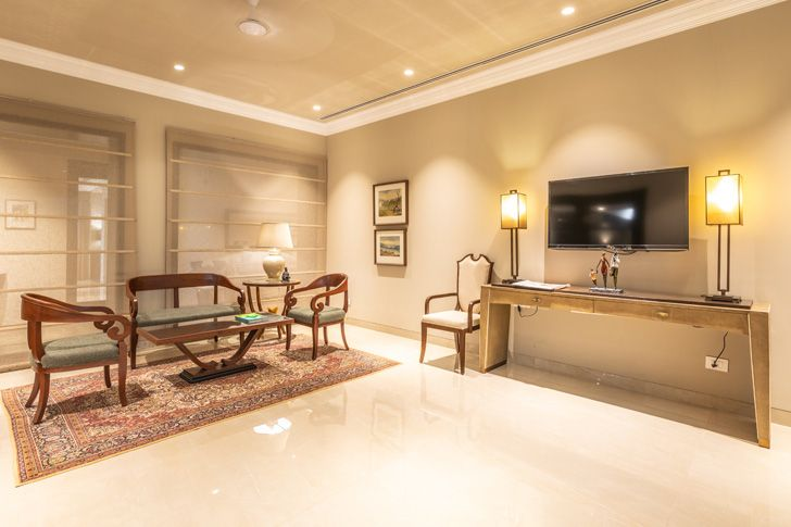 """private nook Lutyens residence Creative Design Architects indiaartndesign"""