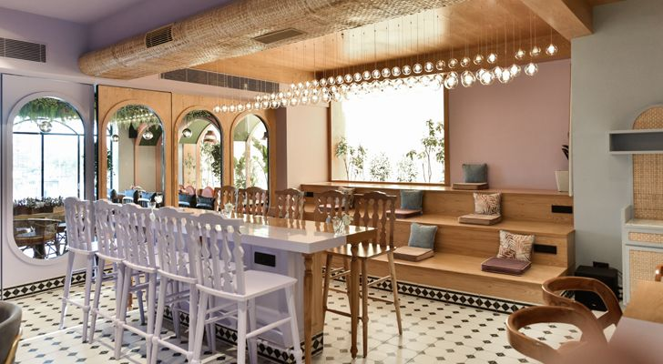 """Eleven 11 restaurant sanya kantawala design indiaartndesign"""