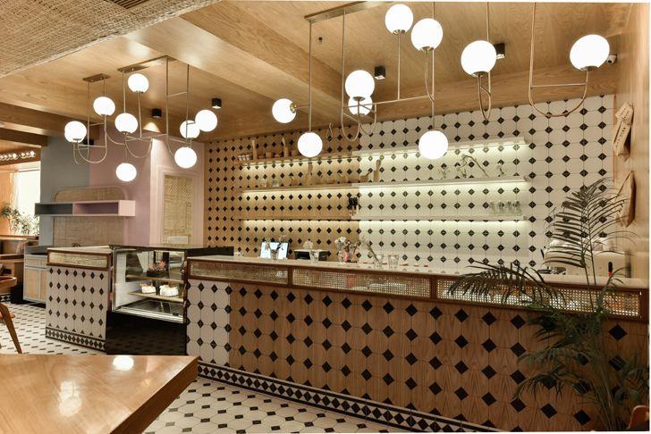 """bar Eleven 11 restaurant sanya kantawala design indiaartndesign"""