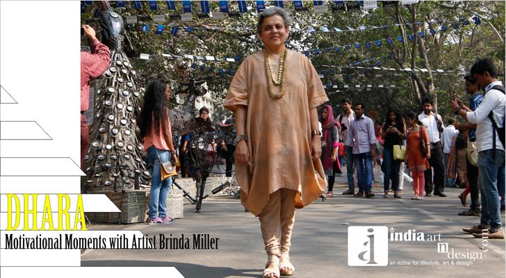 """""""BrindaMiller Dhara EP1 Indiaartndesign"""""""