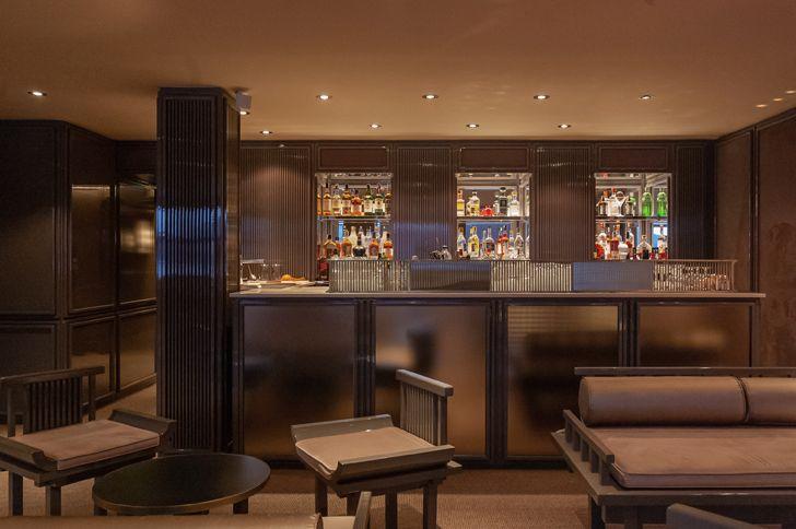 """bar Dragon Restaurant istanbul GEO-ID+MahmutAnlar indiaartndesign"""